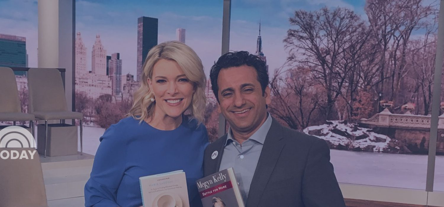 Dr. Sadeghi on Megyn Kelly TODAY Show