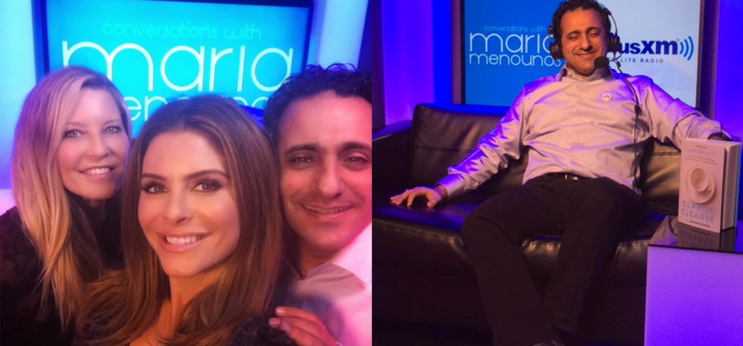 Conversations With Maria Menounos - Dr. Sadeghi