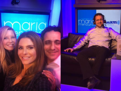 Dr. Sadeghi on 'From Conversations with Maria Menounos' SiriusXM