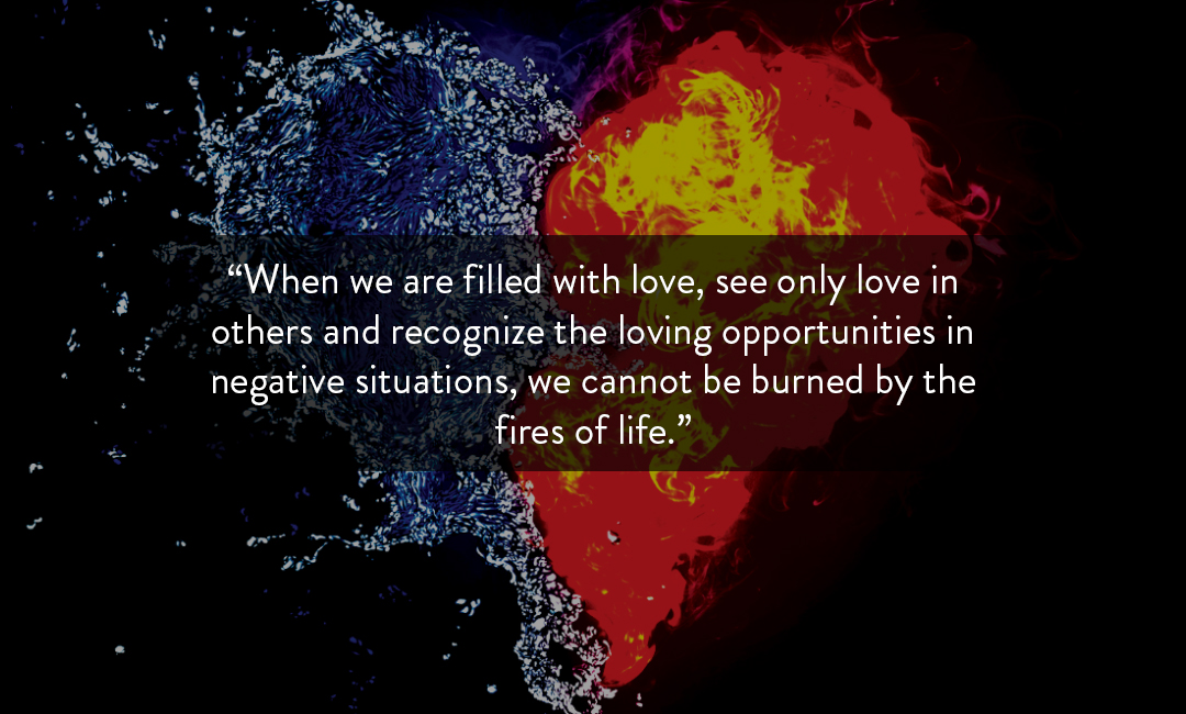 Firestorms of Our Lives