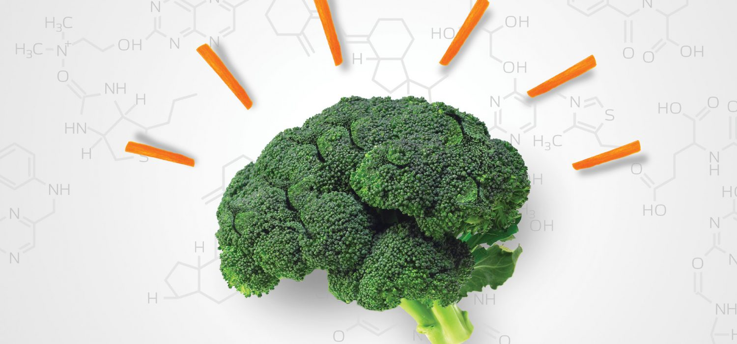 Food for Thought: Altering brain chemistry with nutrition