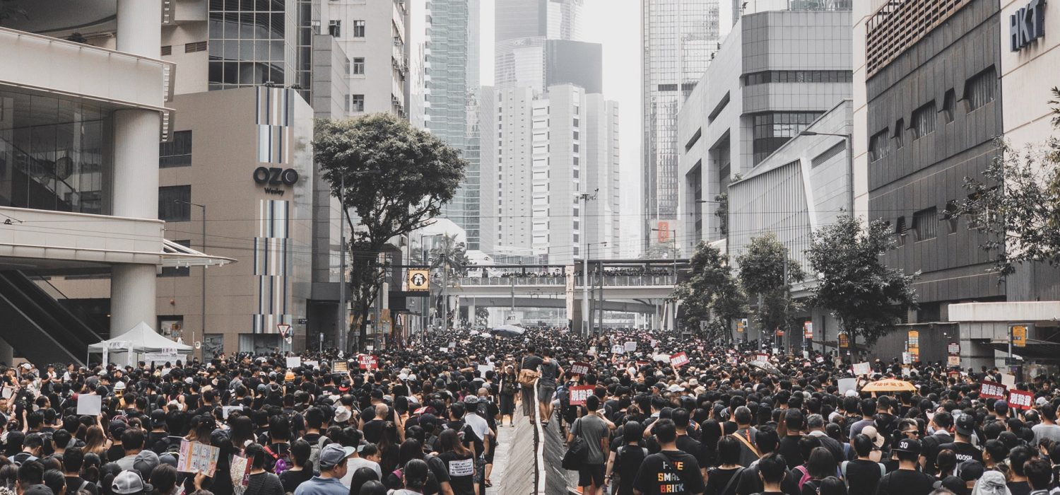 Why E. E. Cummings Would Have Been All Over the Recent Hong Kong Demonstrations