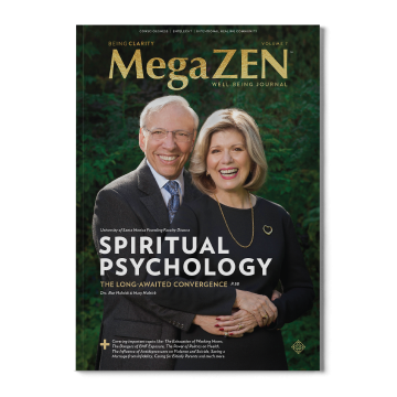 MegaZEN Well-Being Journal - Volume 7
