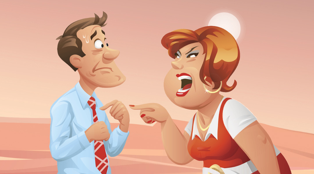 How to Have a Miserable Marriage: An Easy, 10-Step Guide